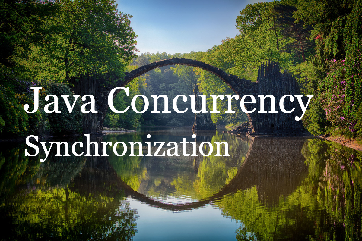 Java Concurrency – Synchronization